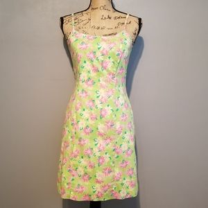 Lilly Pulitzer Vintage Rhinodendrum Dress